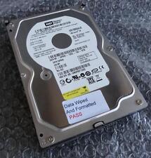 160gb Caviar Blue Western Digital WD 1600 AAJS - 75m0a0 SATA Hard Drive (d166)