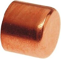 Plumbing Copper Fitting End Cap 1 Diameter Box Of 10