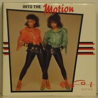 """THE COOL NOTES 'INTO THE MOTION' UK PICTURE SLEEVE 7"""" SINGLE"""