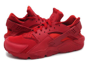 c5ab3287ad2ea Nike Air Huarache Triple Varsity Red October Running Men s Training ...