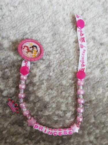 Impresionante ** ** Princesa Disney Clip Maniquí Personalizado leer descripción cualquier nombre
