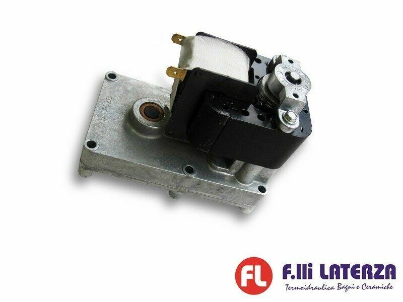 CADEL MOTORIDUTTORE MELLOR3 3,3 RPM ORIGINALE Cod. 4D145159010 MCZ