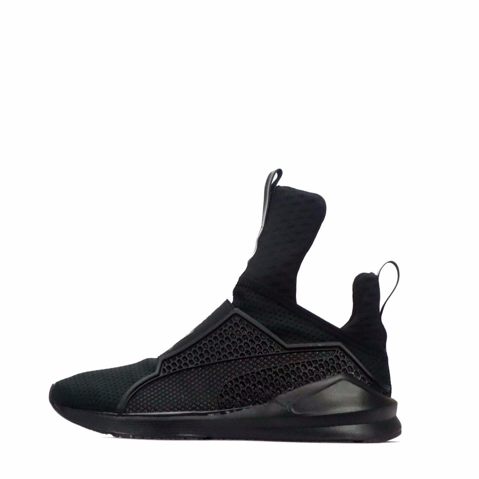 Puma Fenty The Trainer Women's Shoes Black/Black