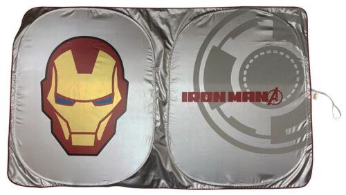 Iron Man The Avengers Car Accessory Folding Front Sunshade Windshield Sunshield