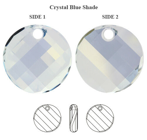 Wholesale Genuine SWAROVSKI 6621 Twist Crystal Pendants