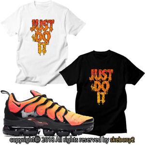 sports shoes f0ba1 5414c 1 Air Vapormax Custom Shirt Matching Avp Nike 4 13 T Plus New Sunset  qw6vHxUT