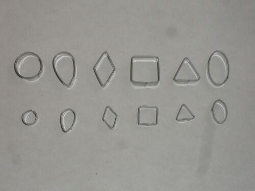 poterie pâte à sel forme au choix Emporte pièce pour pâte fimo