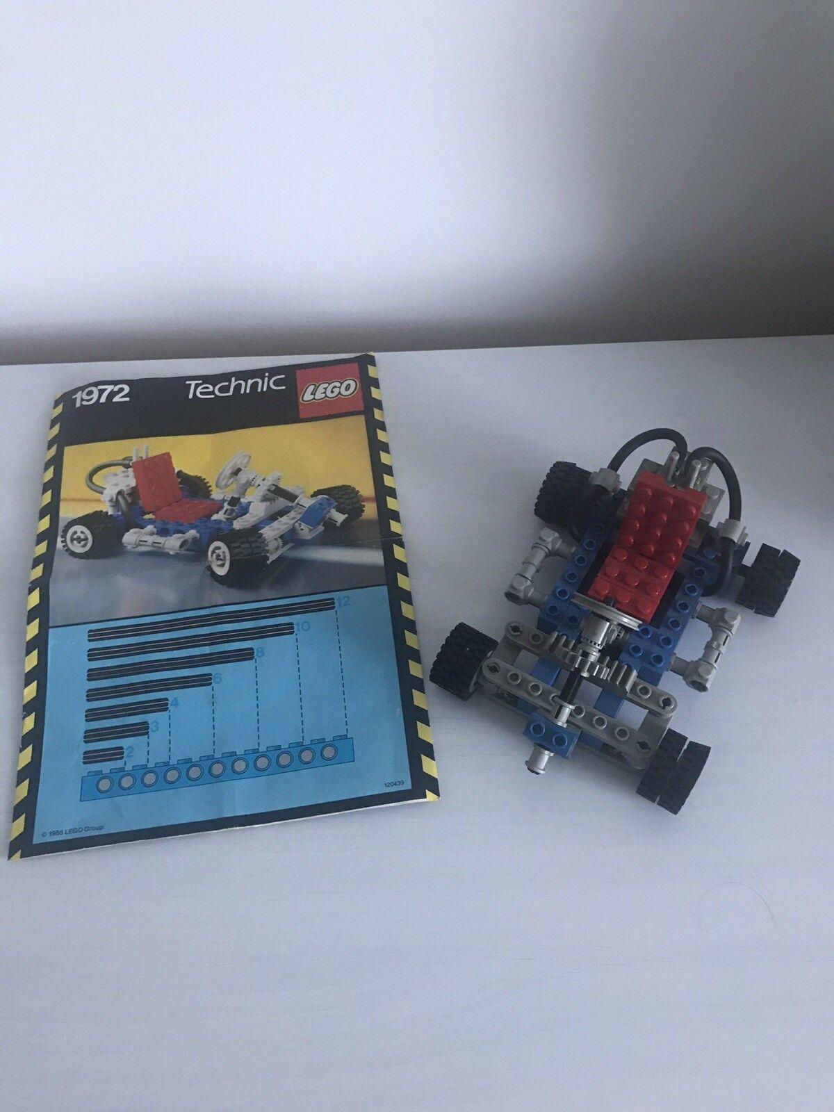 Vintage Vintage Vintage Lego Technic 1972 a99a60