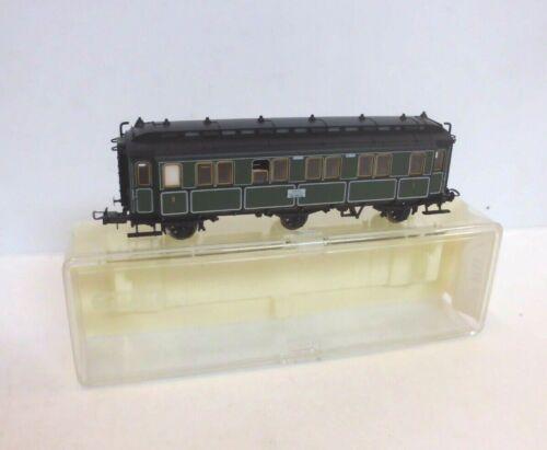 Trix 3735 Spur H0 Schnellzugwagen 1.+2.Kl K.Bay.Sts.B ABÜ 1207