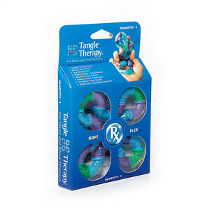 Tangle therapy fidget relaxation sensory toy for for Tangle creations ebay