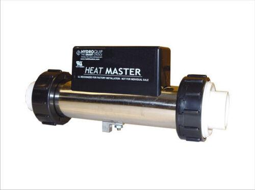 Hydro-Quip Pure Heat Series In-line Vacuum Bath Heater PH101-10UV 120V 1 KW