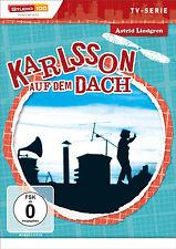 DVD * ASTRID LINDGREN : KARLSSON AUF DEM DACH - TV-SERIE # NEU OVP §