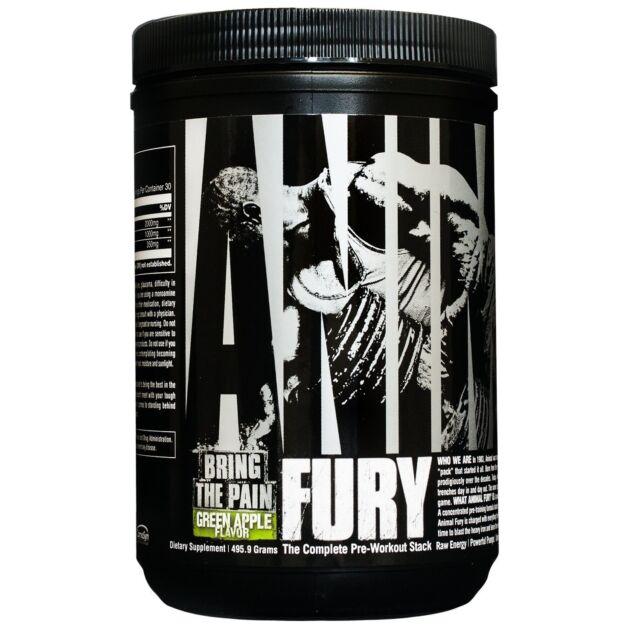 Animal Fury 495.9g