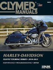 2010-2013 Harley FLH / FLT Touring Repair Service Shop Workshop Manual Book M253