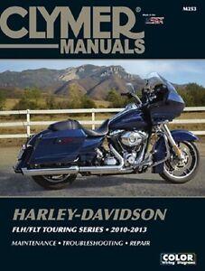 2010 2011 2012 2013 harley davidson flh flt touring clymer repair rh ebay com 2014 Harley Service Manual Manual Transmission Harley