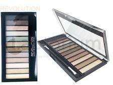 Perfetto il trucco Revolution iconica 2 London Eyeshadow Palette Nudo DUPE NUOVO