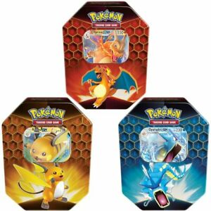 Pokemon-TCG-Hidden-Fates-Tin-Charizard-Gyarados-Raichu-1-At-Random