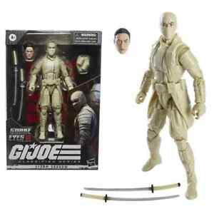 G.I.Joe Classified Series 6 In.Snake Eyes Origins Storm Shadow Figure PRE-ORDER