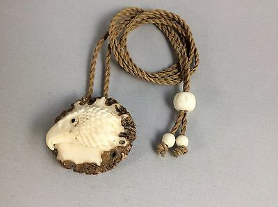 Antler Horn Eagle Pendent Jewelry
