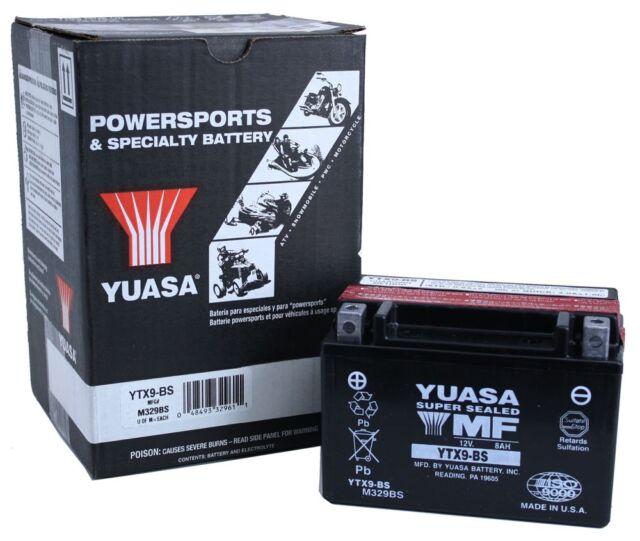 AGM Batterie KTM Duke 620 LC4  Bj 1994 VARTA YTX9-BS