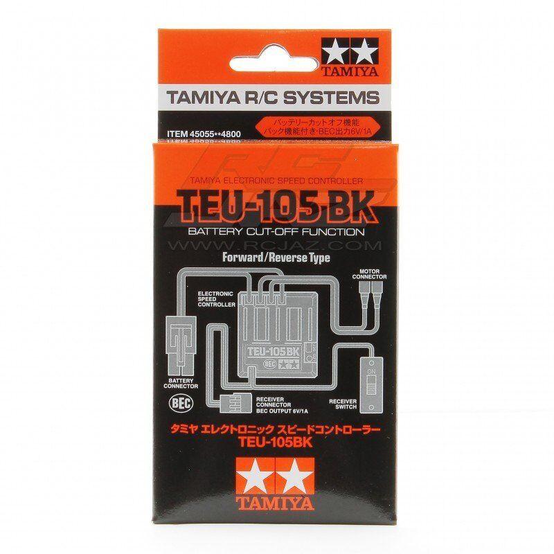 RC Car Spares Tamiya 90549 Esc TEU 105BK With BEC was 90529