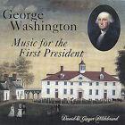 George Washington: Music for the First President * by David Hildebrand (CD, Feb-2005, David & Ginger Hildebrand)