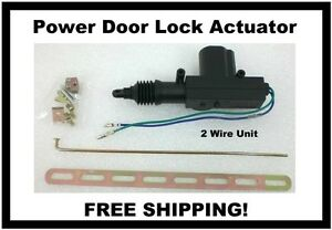 black widow automotive door lock actuator 12 volt dc. Black Bedroom Furniture Sets. Home Design Ideas