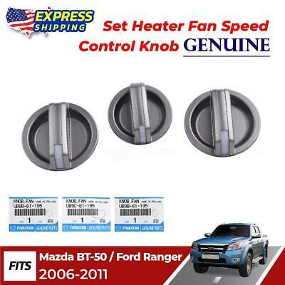 Ford Ranger Mazda B2500 1998-2006 Heater Blower Motor