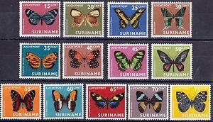 Surinam 2007 Schmetterlinge Vlindes Butterflies Papillons 2102-2107 Mnh Angemessener Preis Niederlande & Kolonien Briefmarken