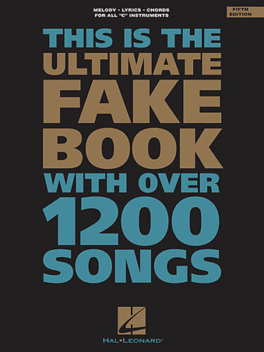 4th Edition The Ultimate Fake Book