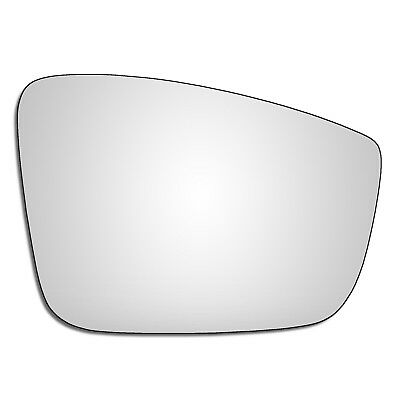 BMW 5 Series 2010 to 2018 UK Passenger Side Wing Mirror Glass LEFT HAND