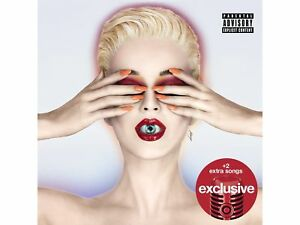 Katy-Perry-Witness-Target-Exclusive-Audio-CD-NEW-2-Bonus-Songs