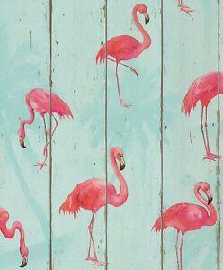 b-b-home-Passion-V-Barbara-Becker-Vliestapete-Flamingo-verschiedene-Farben-NEU