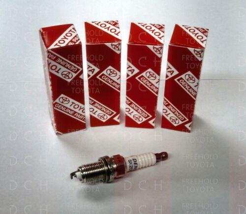 FOUR OEM TOYOTA RAV4 SPARK PLUGS SK20R11 2001-2004  *1AZFE* 2.0L   90080-91180