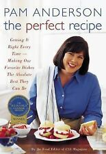 The Perfect Recipe by Pam Anderson (Hardcover 2001_