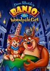 Banjo The Woodpile Cat 0024543936688 With Scatman Crothers DVD Region 1