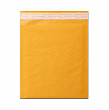 725 X 975 Kraft Bubble Mailers Dvd Shipping Mailing Bags 100 Pieces