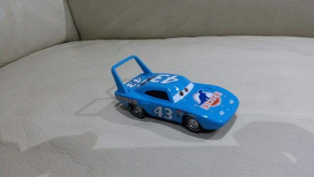 CARS - THE KING #43 - Loose Mattel Disney Pixar SFUSO NUOVO dinoco