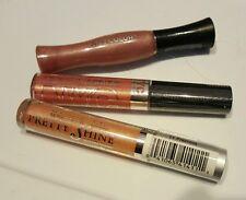 NEW! CITY COLOR, NYC & JORDANA Lip Gloss Bundle Lot Shimmery Shades of Pink
