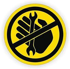 Keep Your Hands Off My Hard Hat Welding Decal Diesel Mechanic