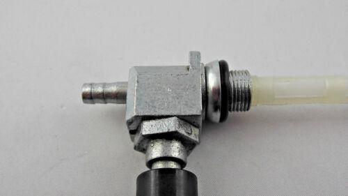 Benzinhahn M12x1 Aussengewinde fuel tap