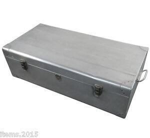 Grande Valise En Aluminium De Marque Verlin Vers 1960 Eig1j9o1-10042907-385005249