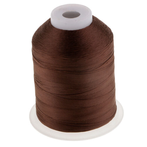 2000m Strong DIY Nylon Rod Building Wrapping Whipping Thread Line Brown