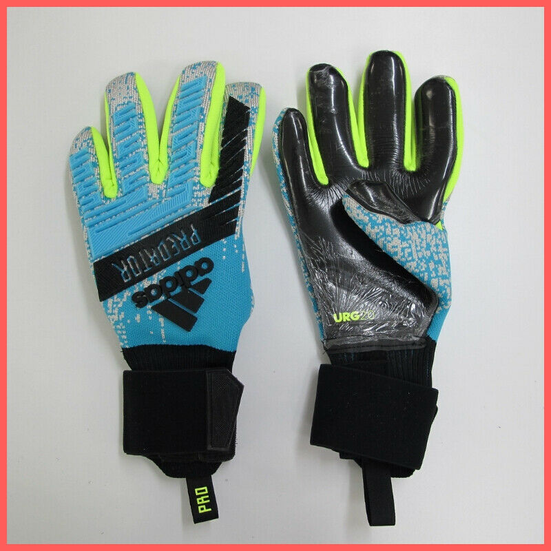 Adidas Handschuhe Torhüter Protator pro DY2595 Farbe Cyan   Schwarz August 2019