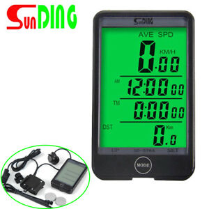 Cycle-GPS-Speedometer-Bicycle-Bike-Computer-USB-Recharge-Climbing-ride-training