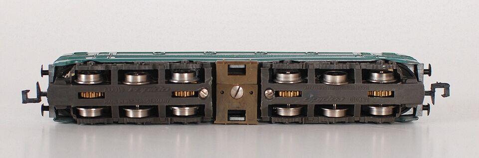 Modeltog, Arnold Rapido CC7107, skala N