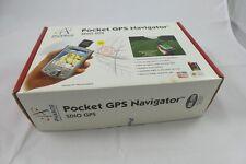PHAROS psd80 Pocket Navigatore GPS e SDIO KIT GPS CON CARICABATTERIA DA AUTO