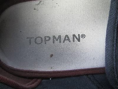 Topman-Azul pilmsoles Talla 10