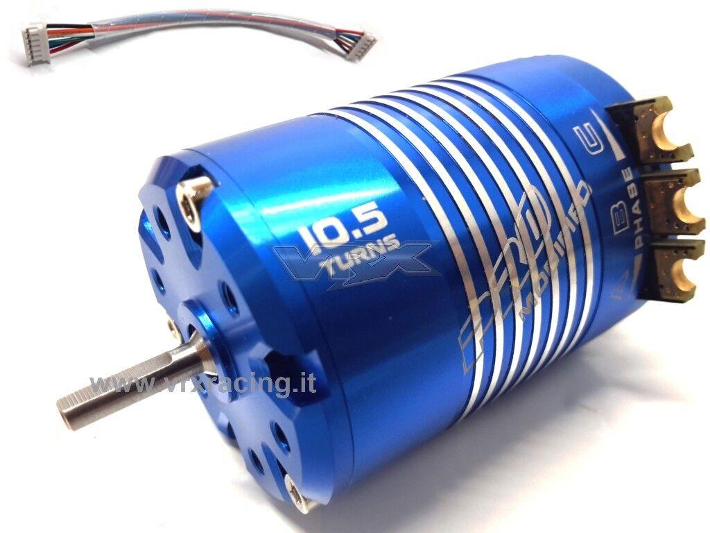CY-600001-22  Motore Classic Modified 540 10.5T brushless con sensori