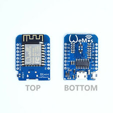 ORIGINAL WeMos D1 Mini V2 Version 2 # NodeMcu # ESP8266 ESP-8266EX # i2c Arduino